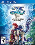 Ys VIII: Lacrimosa of DANA (PlayStation Vita)